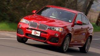 BMW X4 2015 Videos