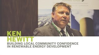 Thumbnail Ken Hewitt | Building Local Community Confidence in Renewable Energy Development