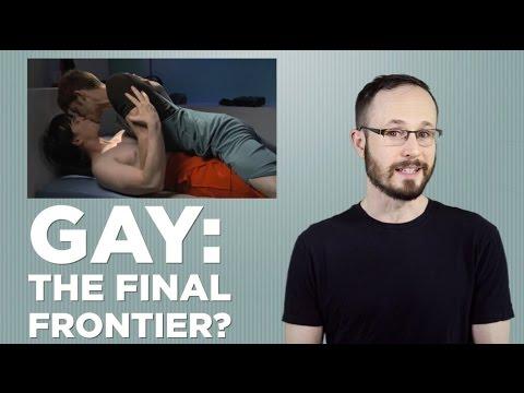 The Lost Gay Episode of Star Trek