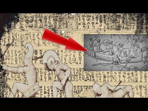 Logran decodificar antigua tablilla que habla de misteriosa gente del mar y un príncipe troyano