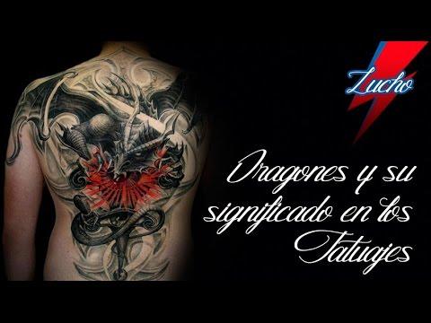Los Dragones Y Su Significado En Los Tatuajes Youtube