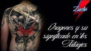 Download lagu Los Dragones y su significado en los tatuajes.