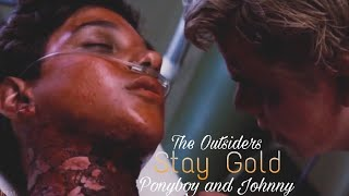 Ponyboy And Johnny Stay Gold The Outsiders Youtube Reilly, mary steenburgen, and richard jenkins. ponyboy and johnny stay gold the