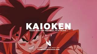 """BASE DE RAP DOBLE TEMPO - """"KAIOKEN"""" - RAP BEAT HIP HOP TRIPLE TEMPO FREESTYLE (Prod. Fx-M Black)"""
