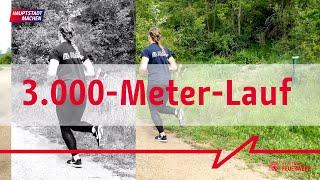 #FitFor112 Folge 3: Der 3.000-Meter-Lauf