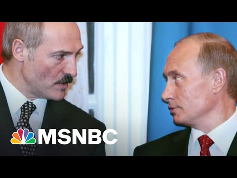 'Authoritarianism Is Having A Moment': Belarus Serves As A Warning To U.S.