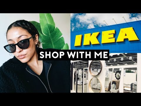 IKEA SHOP WITH ME 2019 + HAUL! | Nastazsa