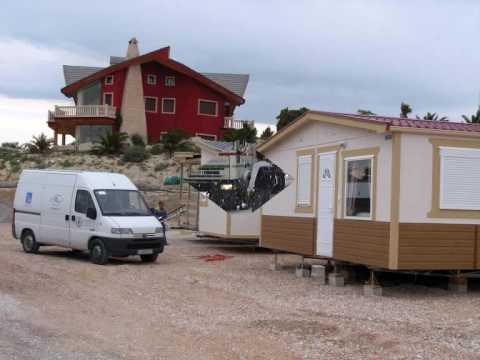Fabricante de casas prefabricadas casas m viles mobile - Casas modulares moviles ...