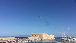 Κρητη Ηρακλειο - F16 Ημερα του Αγιου Μηνα