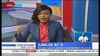 Jubilee At 5: Lifestyle audit not lifestyle exposé, corruption war is real  - Nzioka Waita
