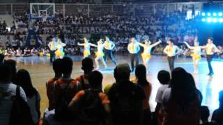 CEU Ballroom Dance Competition Sportsfest 2013 (College of Nursing)