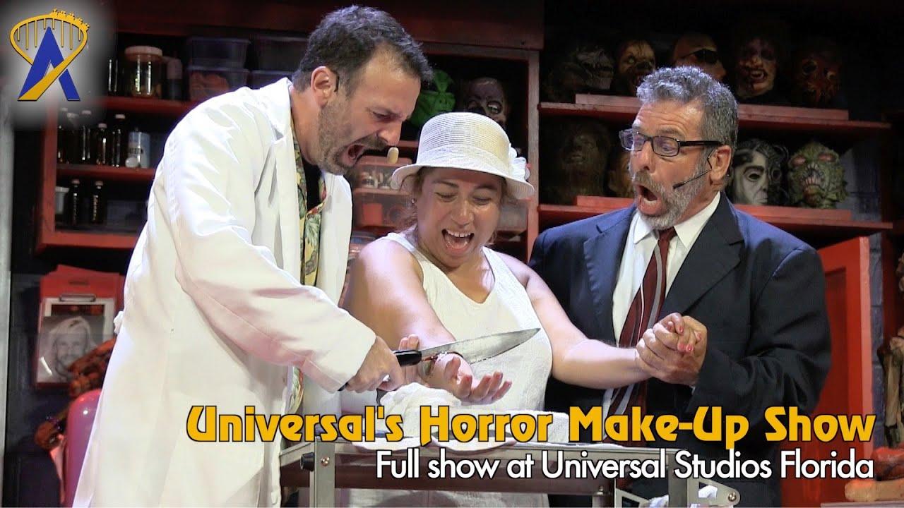 Universal's Horror Make-Up Show at Universal Studios Florida
