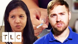 Has Karine Been Cheating On Paul And Is She Pregnant?! | 90 Day Fiancé: Before The 90 Days