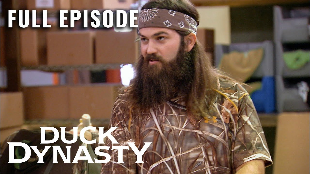 Duck Dynasty: Life of Si - Full Episode (Season 5, Episode 3) | Duck Dynasty
