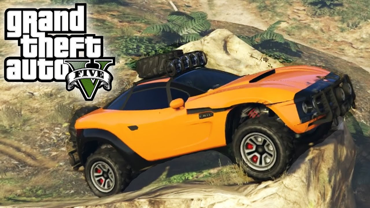 Gta 5 new coil brawler overview customization guide epic off road vehicle gta 5 dlc