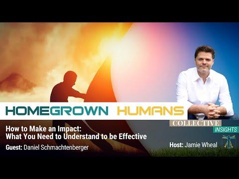 HomeGrown Humans - Daniel Schmachtenberger - Sensemaking - Hosted By Jamie Wheal