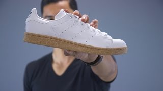 Adidas Stan Smith Worn 3 Ways (also a giveaway)