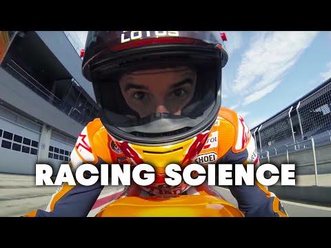 Marc Marquez Racing Science   Moto GP