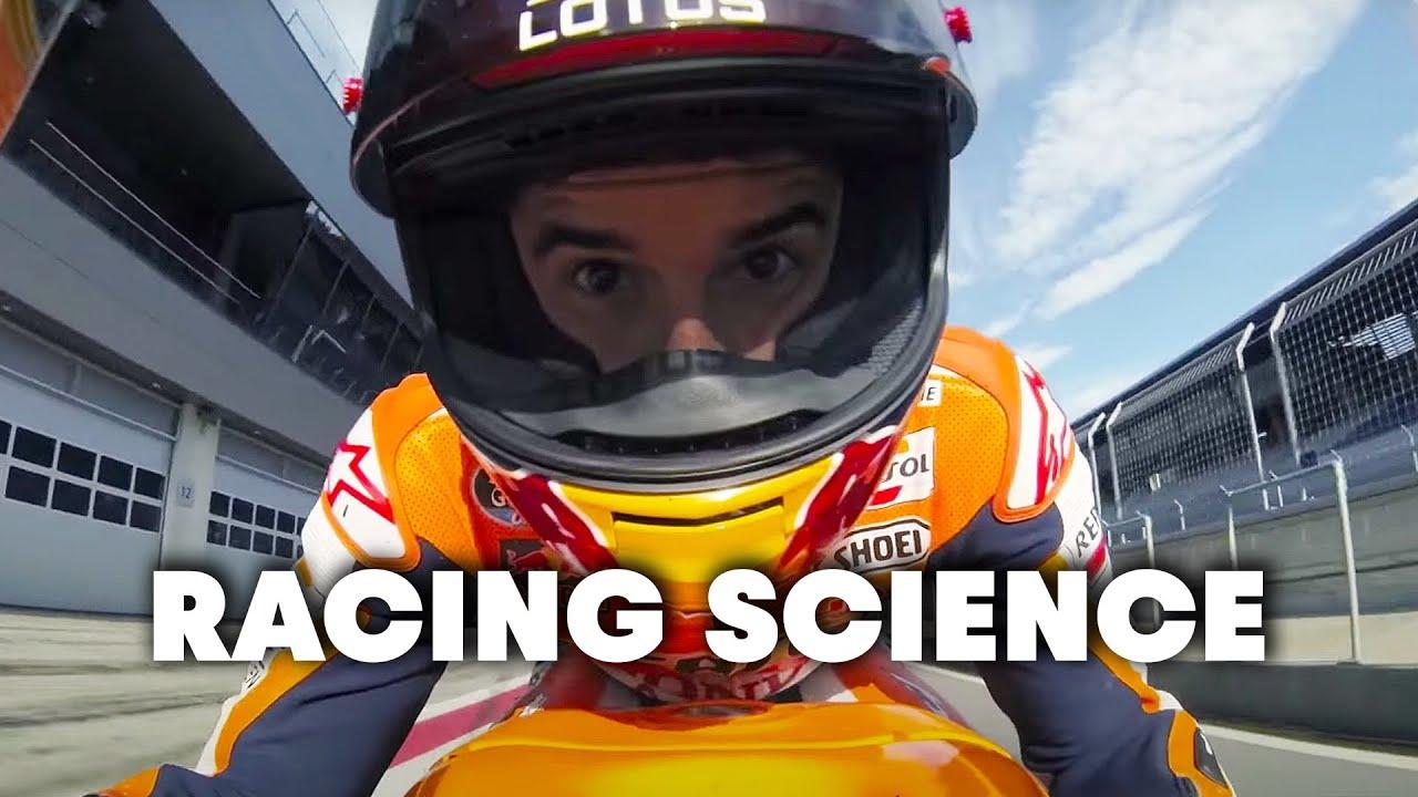 Marc Marquez Racing Science | Moto GP - YouTube