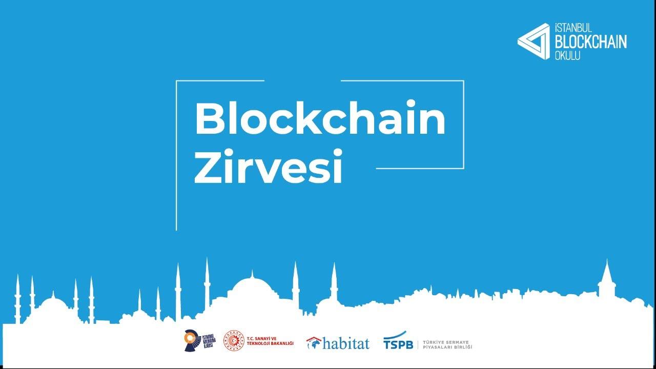 2020 Blockchain Zirvesi - İstanbul Blockchain Okulu