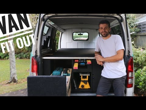 Van Fit Out
