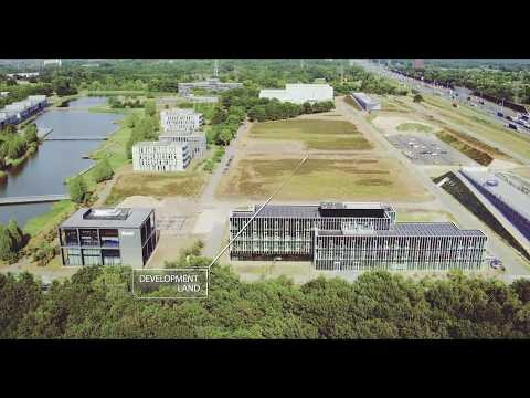 High Tech Campus Eindhoven - Aerial Impression