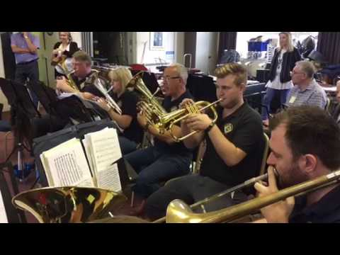 Grimethorpe Colliery Band BBC Music Day 2017
