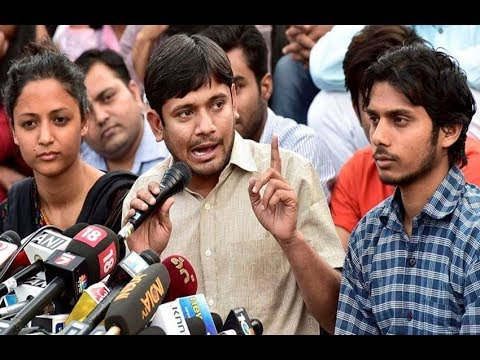 Massive Protest in JNU; Students on Strike against Compulsory Attendance
