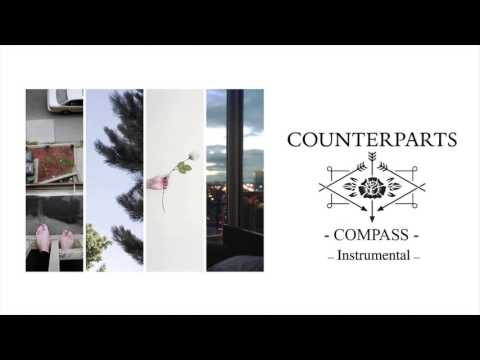 Counterparts - Compass (Official Instrumental)