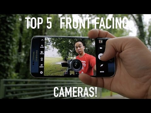 Top 5 Front Facing Cameras! (Best Selfie Phone?)