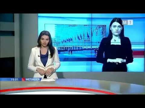 News Intro/Outro - Moldova (Moldova 1/TRM)