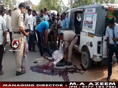 ONE KILLED IN ROAD ACCIDENT - MEDCHAL DISTRICT | 7H News | Hyderabad