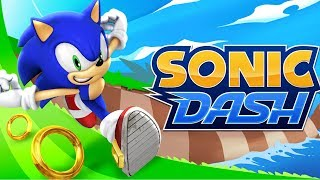 Sonic Dash Android Game Play Video - Games for Kids