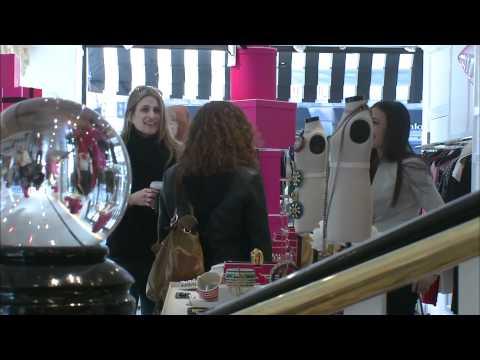 Making Sen$e: Rich Shopper, Poor Shopper