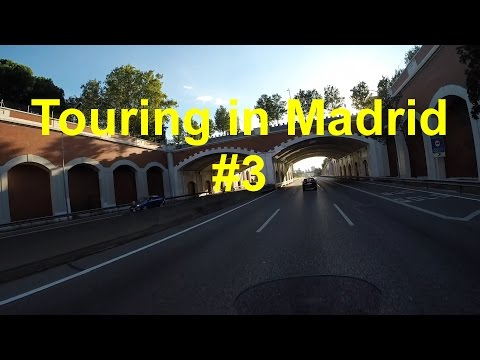Touring in Madrid #3 (Spain)