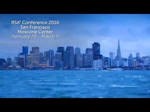 RSA Conference USA 2016