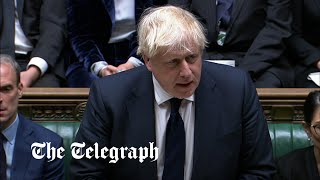 video: Politics latest news: Southend to be granted city status in wake of Sir David Amess's killing, Boris Johnson says as he leads tributes - watch live