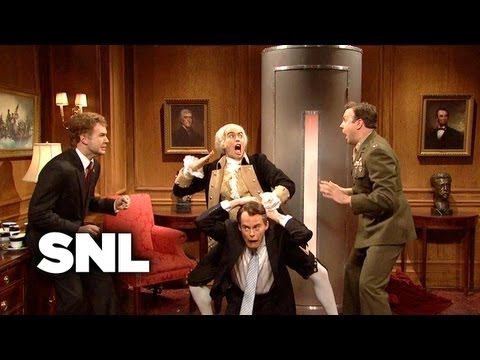George Washington Returns - SNL