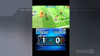 Deca Sports Extreme soccer / football Gameplay Movie (3DS)