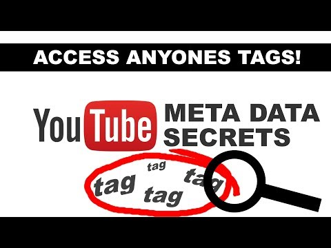 How To See YouTube Video Keywords in 2020 - Metadata Secrets Revealed