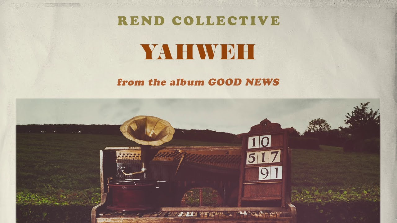 Rend collective yahweh audio chords chordify hexwebz Gallery