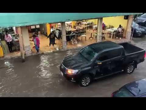 SEDENA y GN aplican Plan DN-III-E derivado de las afectaciones por las intensas lluvias en Ecatepec