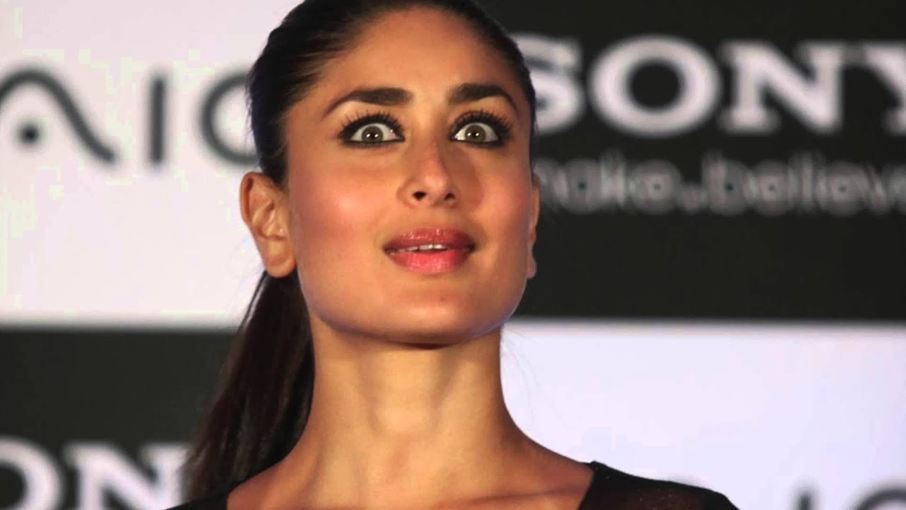 Kareena Kapoor Looks Super Sexy In Black See Through Dress At The