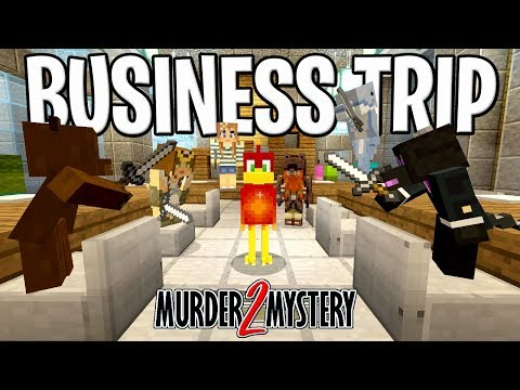 A BUSINESS TRIP GONE HORRIBLY WRONG !!