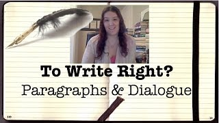 When writing a narrative essay, does there need to be a new paragraph for each new speaker?