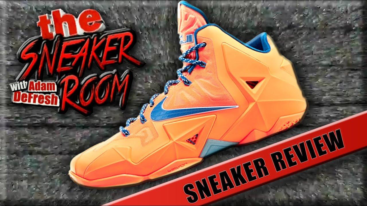 3ce5f4da4e0 Nike Lebron 11