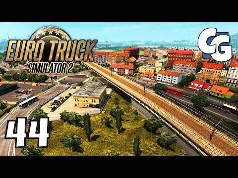 Euro Truck Simulator 2 - Ep. 44 - Firenze Delivery Complete! - ETS2 ProMods 2.1 Gameplay