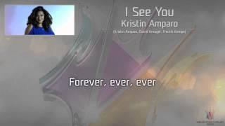 "Kristin Amparo - ""I See You"""