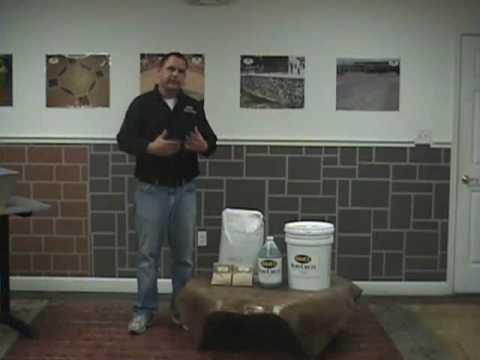 SureCrete Xtreme Countertop - Concrete Countertop Mixing Video