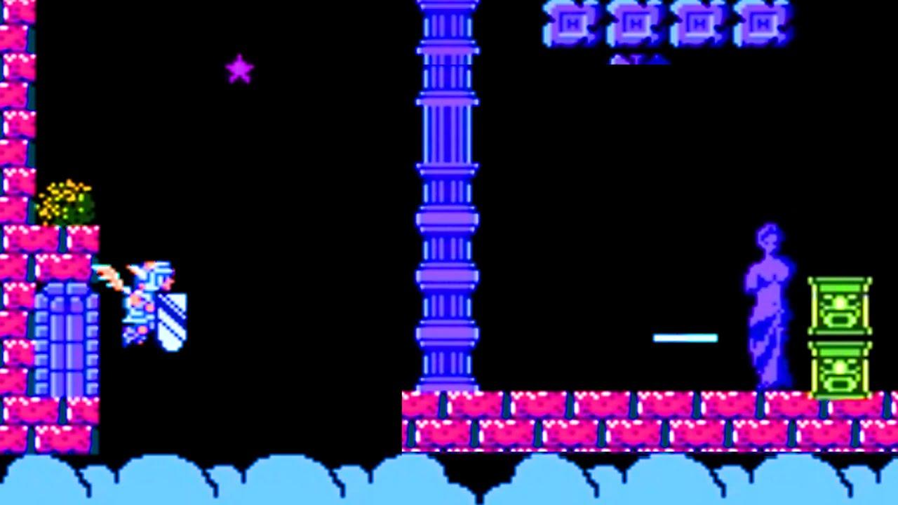 Kid Icarus (NES) Playthrough - NintendoComplete